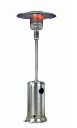 Eurom Terrasverwarmer gas THG12000RVS
